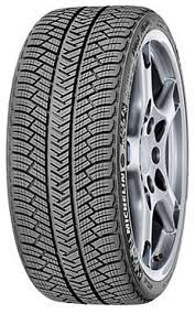 Шина 245/40R18 97V PILOT ALPIN PA4 (Michelin) фото, цена