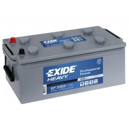 Аккумулятор  235Ah-12v Exide PROFESSIONAL POWER(518х279х240),L,EN1300 !КАТ. -20% фото, цена