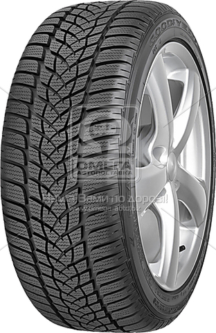 Шина 195/50R15 82H EAGLE ULTRA GRIP GW-3 (GoodYear) фото, цена