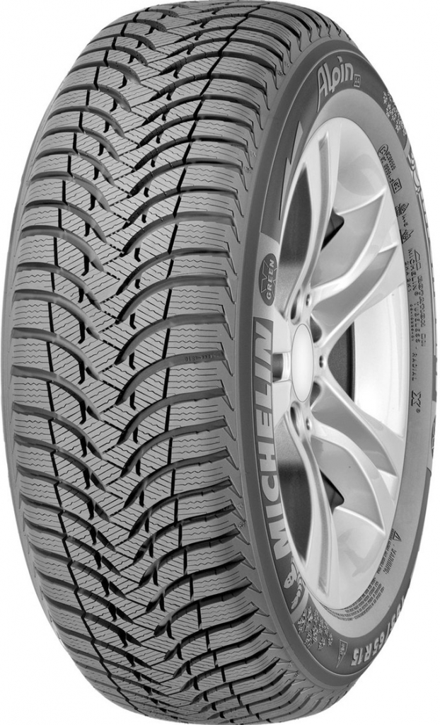 Шина 165/70R14 81T ALPIN A4 (Michelin) фото, цена