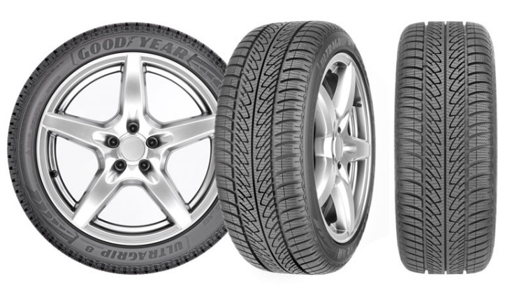 Шина 225/50R17 94H ULTRA GRIP 8 PERFORMANCE MS (Goodyear) фото, цена