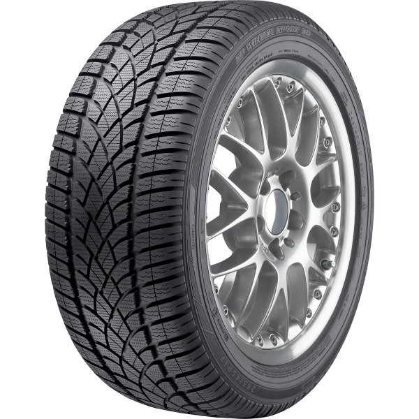 Шина 255/40R18 95V SP WINTER SPORT 3D (Dunlop) фото, цена