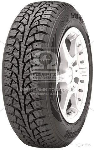 Шина 185/60R15 84T WINTER RADIAL SW41 (под шип) (Kingstar) фото, цена
