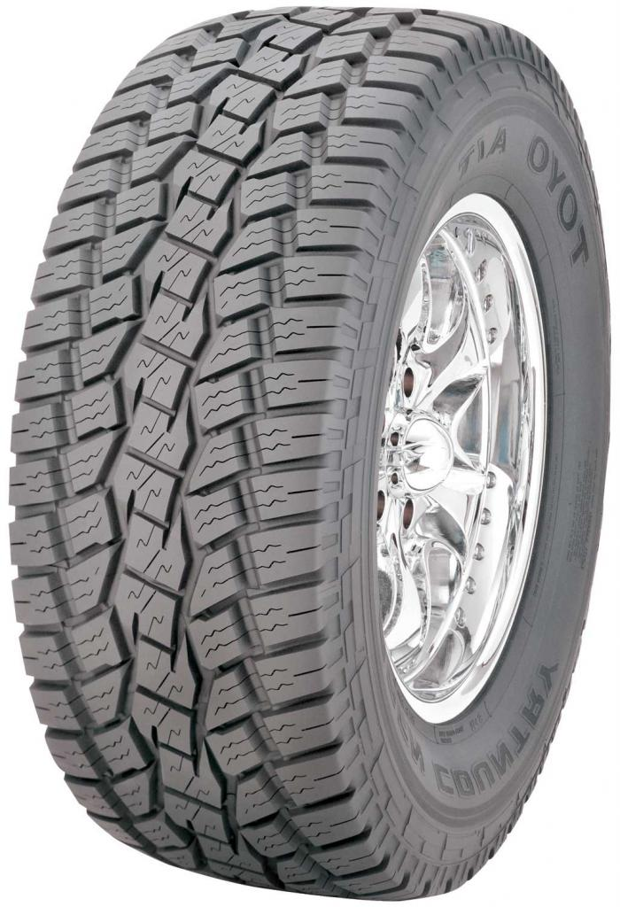 Шина 235/75R15 108S OPEN COUNTRY A/T W P (Toyo) фото, цена