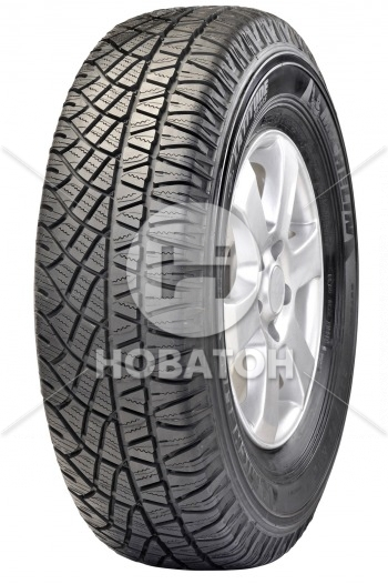 Шина 235/75R15 109T LATITUDE CROSS XL (Michelin) фото, цена