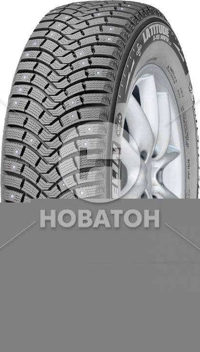 Шина 265/50R20 111T LATTITUDE X-ICE NORTH 2 XL (шип) (Michelin) фото, цена