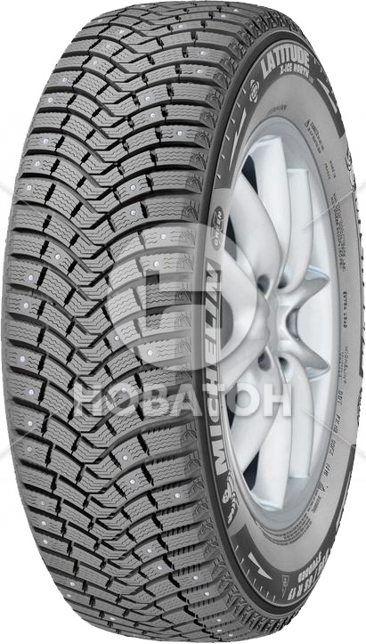 Шина 255/50R20 109T LATTITUDE X-ICE NORTH 2 XL (шип) (Michelin) фото, цена