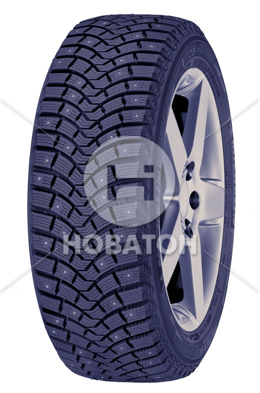 Шина 215/50R17 95T X-ICE NORTH XIN2 XL (шип) (Michelin) фото, цена