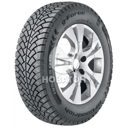 Шина 185/65R14 86Т WINTER G-FORCE (BF Goodrich) фото, цена