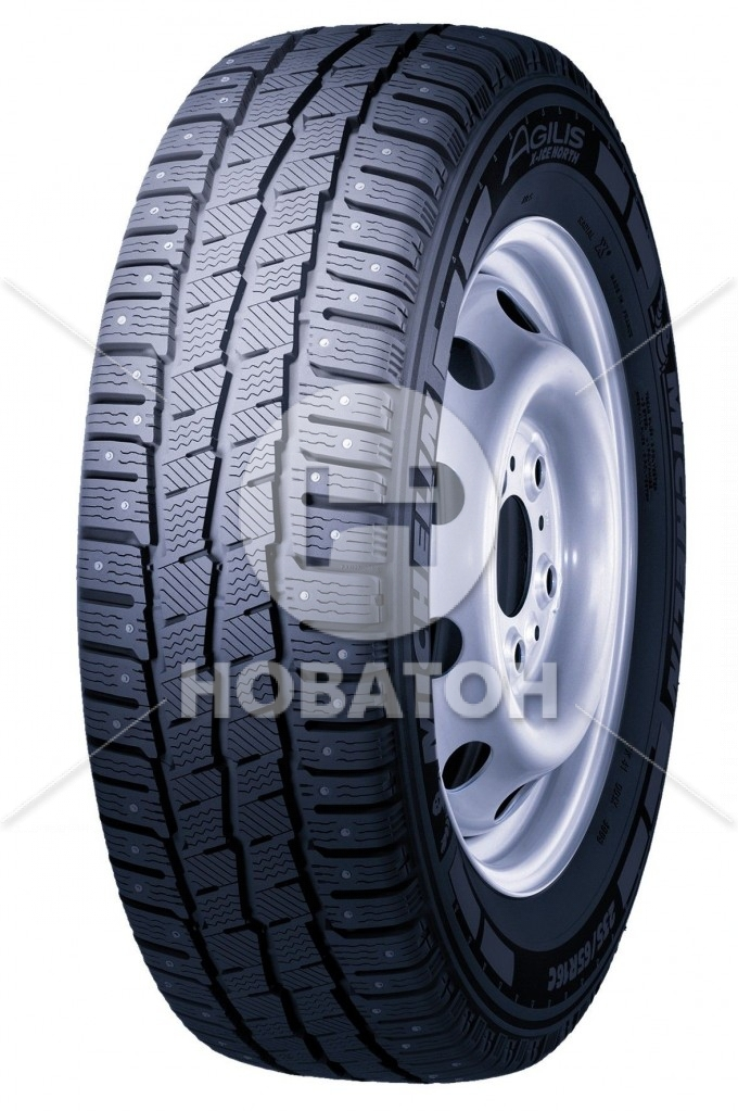 Шина 185R14C 102/100R AGILIS X-ICE NORTH (шип) (Michelin) фото, цена