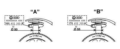 Амортизатор подвески VOLKSWAGEN (ФОЛЬЦВАГЕН) Golf V, SKODA (ШКОДА) Octavia передний газовый ORIGINAL фото, цена