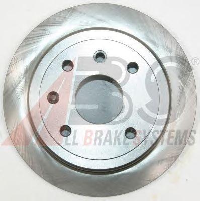 Диск тормозной CHEVROLET (ШЕВРОЛЕ) LACETTI задний (пр-во ABS) фото, цена