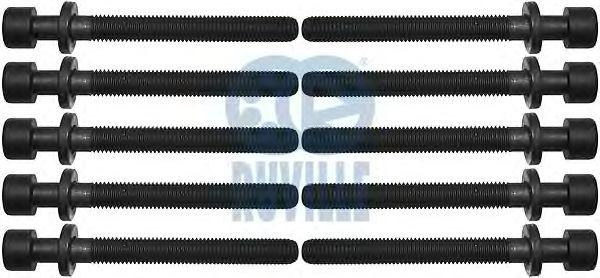 Болт головки (компл.) VAG AKU (пр-во Ruville) фото, цена