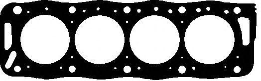 Прокладка головки блока PSA 1.9D XUD9 2R 1.4MM (пр-во Elring) фото, цена