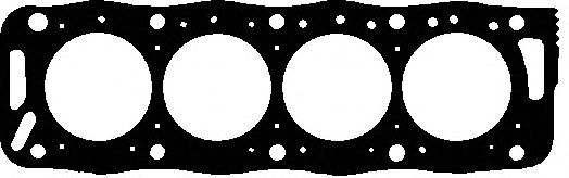 Прокладка головки блока PSA 1.9D XUD9 4R 1.48MM (пр-во Elring) фото, цена