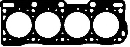 Прокладка головки блока KIA/MAZDA 2.0D/2.2D RF/R2/HW 87- (пр-во Elring) фото, цена