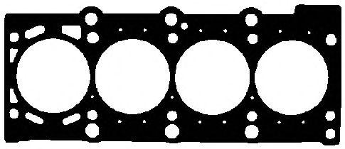 Прокладка головки блока BMW (БМВ) M40/M43 (пр-во Elring) фото, цена