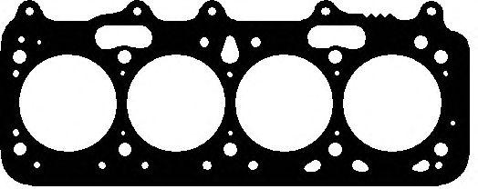 Прокладка головки блока FIAT (ФИАТ)/LANCIA 1.9TD 3! 2.09MM (пр-во Elring) фото, цена