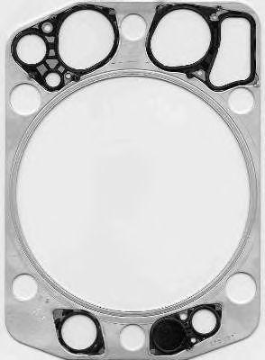 Прокладка головки цилиндра (пр-во Elring) фото, цена