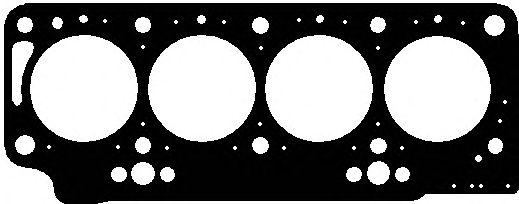Прокладка головки блока RENAULT (РЕНО) 1.9TD F8Q 1 1.36MM (пр-во Elring) фото, цена