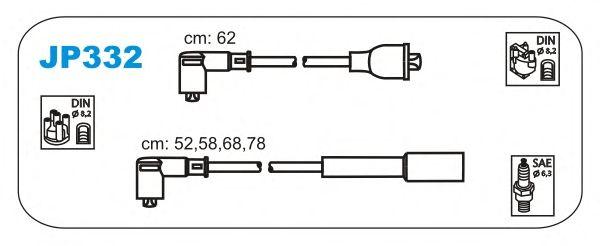 Провод зажигания (пр-во Janmor) фото, цена