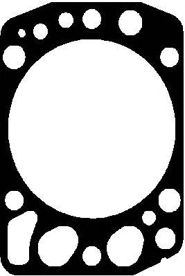 Прокладка головки блока цилиндра MERCEDES-BENZ (МЕРСЕДЕС-БЕНЦ) OM401,402,403,421,422,423 MLS (пр-во фото, цена