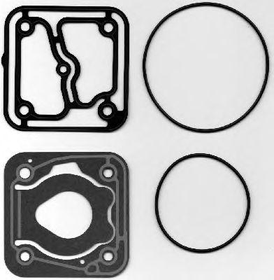 Прокладка компрессора MAN (Ман) D2866/2876 (SET) MERCEDES-BENZ (МЕРСЕДЕС-БЕНЦ) (пр-во Elring) фото, цена