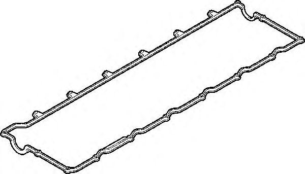 Прокладка клапанной крышки MAN (Ман) D0836 РЕЗИна (6 CYL) (пр-во Elring) фото, цена