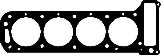 Прокладка головки блока OPEL (ОПЕЛЬ) 20E/20S/20N/22E/C24NE (пр-во Elring) фото, цена