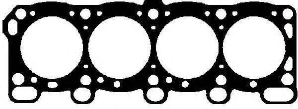 Прокладка головки блока MAZDA (МАЗДА) RF/R2 86- (пр-во Victor-Reinz) фото, цена