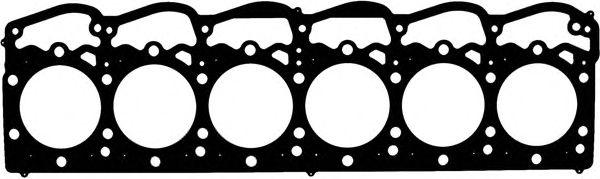 Прокладка головки блока DAF (ДАФ) MX 6 CYL (OE 1690 107) (пр-во Victor-Reinz) фото, цена