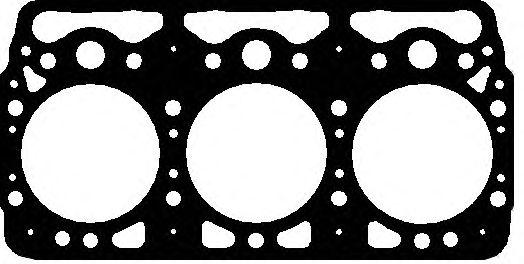 Прокладка головки блока цилиндра IVECO (ИВЕКО) 8210.02/8210.22/8210.42 (3CYL) (пр-во Elring) фото, цена