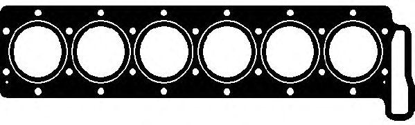 Прокладка головки блока цилиндра MAN (Ман) D2066LF/LOH/LUH (6 CYL) ME (пр-во Elring) фото, цена