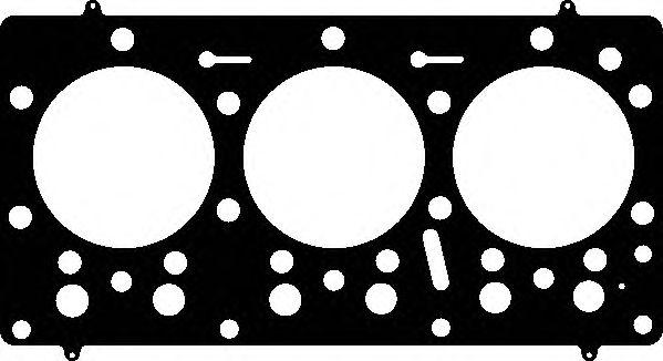 Прокладка головки блока DAF (ДАФ) XE (1699 517 по 2 шт. на мотор) Elring (=497.350) фото, цена