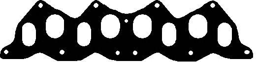 Прокладка коллектора IN/EX RENAULT (РЕНО) F1N/F2N/F3N/F8Q, VOLVO (ВОЛЬВО) B16F (пр-во Elring) фото, цена