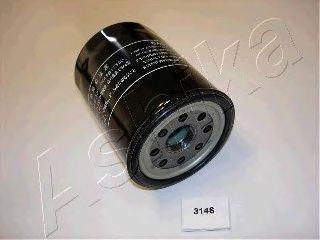 Фильтр масляный DAIHATSU ROCKY Hard Top (F7, F8) 2.8 TD (Ashika) фото, цена