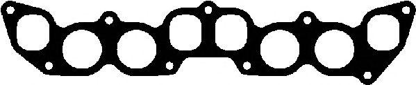 Прокладка коллектора IN/EX OPEL (ОПЕЛЬ) 2.1D/2.3D 21D/23D (пр-во Ajusa) фото, цена