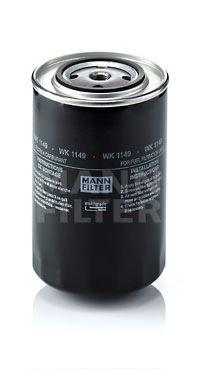 Фильтр топливный IVECO (ИВЕКО) (Truck) (пр-во MANN) фото, цена