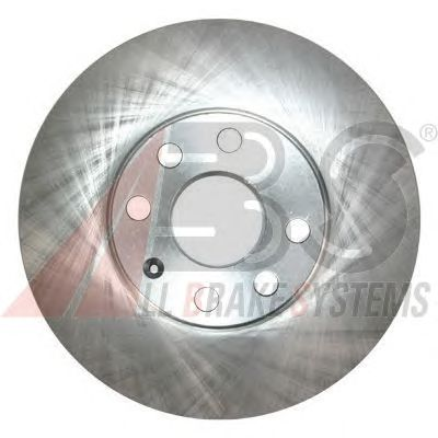 Диск тормозной OPEL (ОПЕЛЬ) ASTRA B передний вентилируемый (пр-во ABS) фото, цена