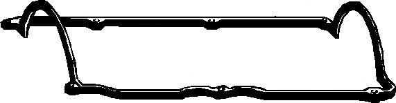 Прокладка клапанной крышки MAZDA (МАЗДА) F6/F8/FE (пр-во Elring) фото, цена
