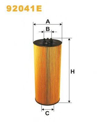 Фильтр масляный MERCEDES-BENZ (МЕРСЕДЕС-БЕНЦ) Actros (пр-во WIX-Filtron) фото, цена