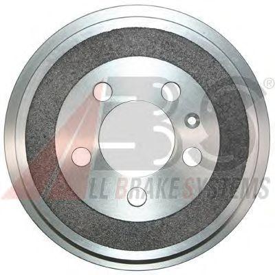 Барабан тормозной AUDI/SEAT/SKODA/Volkswagen A2/IBIZA/FABIA/POLO задний (пр-во ABS) фото, цена