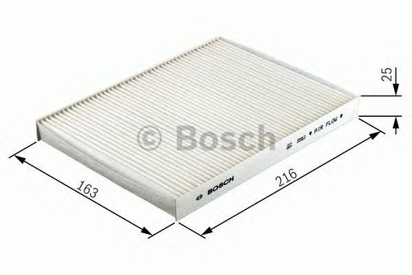 Фильтр салона (пр-во Bosch) фото, цена