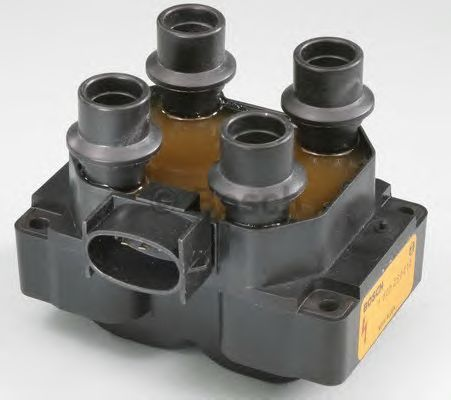 Катушка зажигания (пр-во Bosch) фото, цена