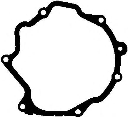 Прокладка вакуумного насоса MERCEDES-BENZ (МЕРСЕДЕС-БЕНЦ) OM601 (пр-во Elring) фото, цена