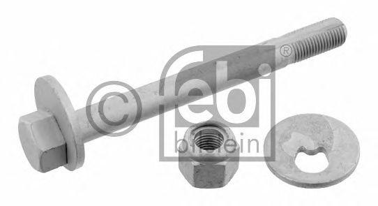 Болт MERCEDES-BENZ (МЕРСЕДЕС-БЕНЦ) W124/201 передн. рычага (пр-во FEBI) фото, цена