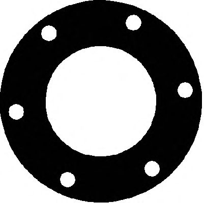 Прокладка турбокомпрессора MERCEDES-BENZ (МЕРСЕДЕС-БЕНЦ) OM401.970 (422 144 0280) (пр-во Elring) фото, цена