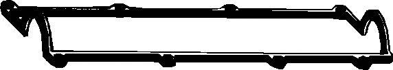Прокладка клапанной крышки KIA/MAZDA 2.0D/TD/2.2D RF/RFN/R2 (пр-во Elring) фото, цена