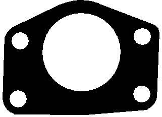 Прокладка коллектора EX SCANIA (СКАНИЯ) DS11/DSC11 (пр-во Elring) фото, цена