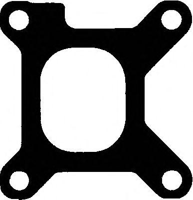 Прокладка коллектора EX MAN (Ман) D2866/D2876 4V (1CYL) (пр-во Elring) фото, цена